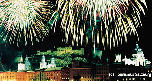 New Years Eve in Salzburg - popular among Italians, but not only.