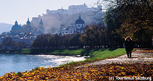 Salzburg in November