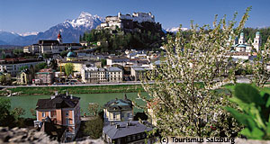 Not Salzberg, but pretty close: Austria's most beautiful city.